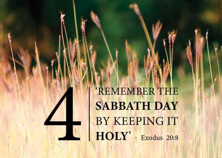 Remember The Sabbath Day Joy Digital