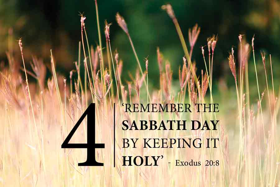 Remember the Sabbath Day - Joy! Digital