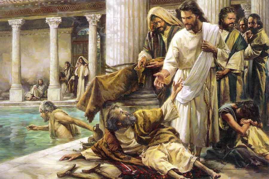 Christ The Healer Joy Digital