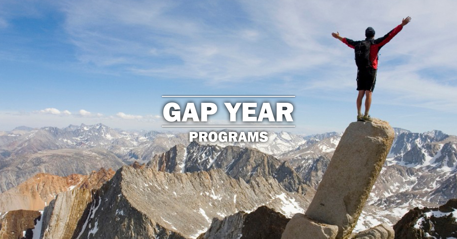 Gap Year Programs Joy Digital