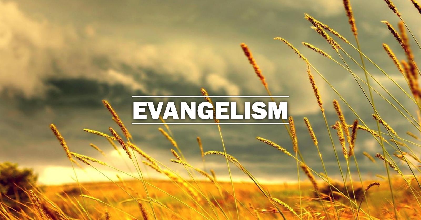 Evangelism Joy Digital