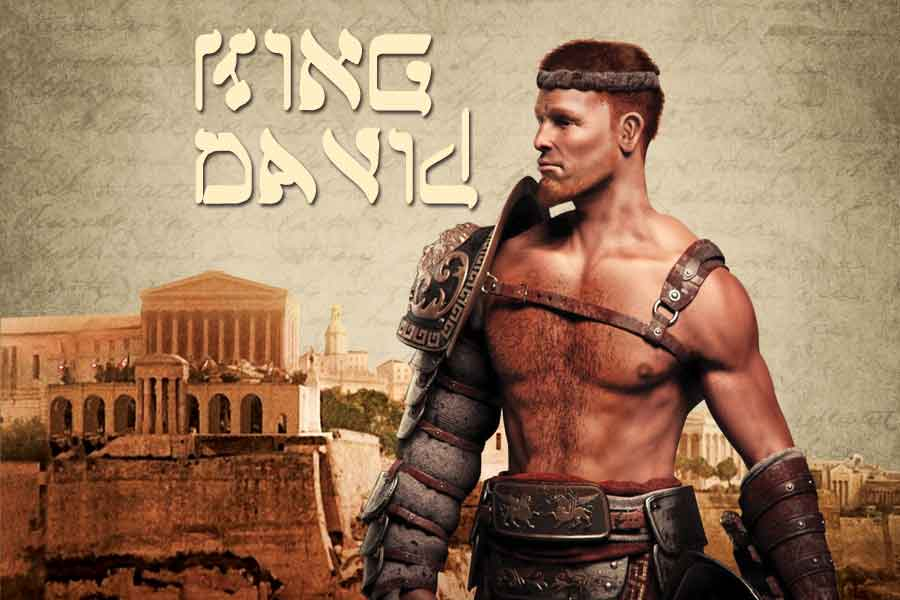 King David The Atonement Story Joy Digital