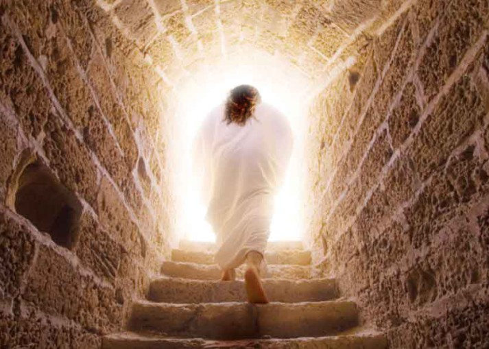 bodily resurrection in christian religion Resurrection was an important part of rabbinic jewish belief  these 13 principles are the fundamental truths of the jewish religion meet ruth:.