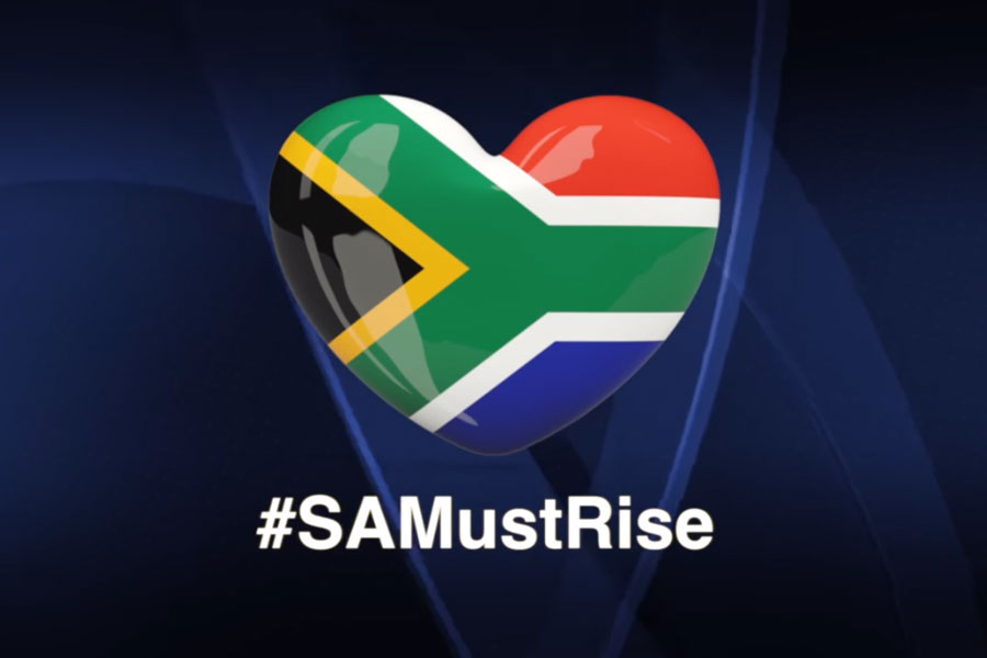 Join The Samustrise Campaign Speak Life Into Sa Joy