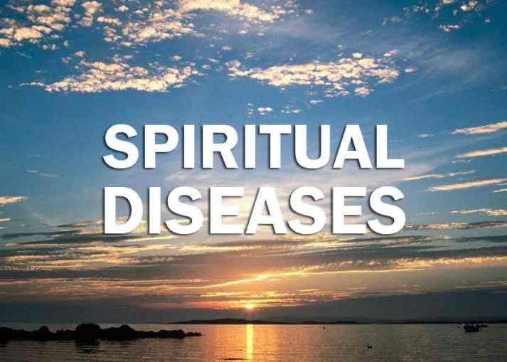 Spiritual Diseases Joy Digital