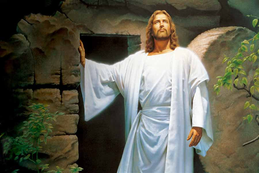How Firm A Foundation The Resurrected Lord Jesus Christ