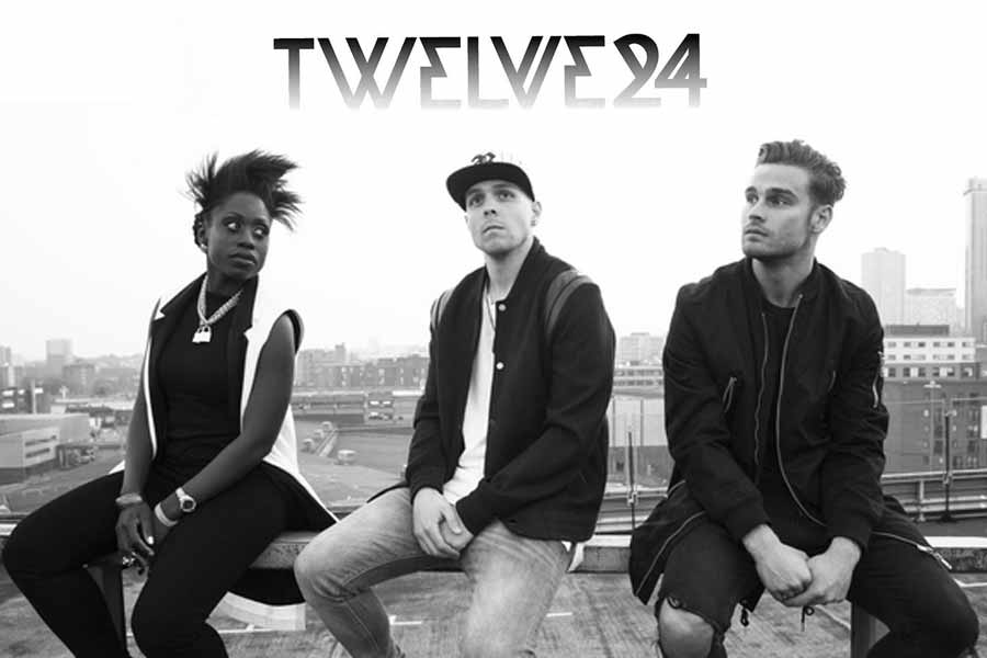 Uk Band Twelve24 Visiting Cape Town 28 Aug 8 Sept