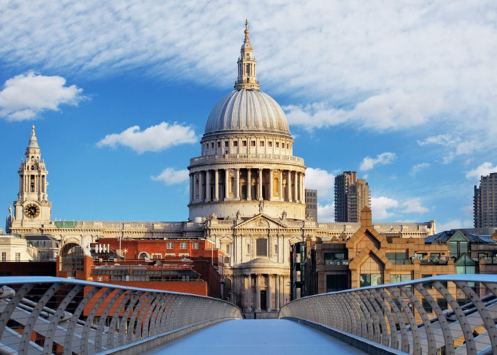 st paul's cathedral city of london