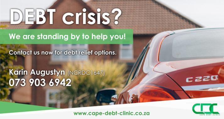 In Article - Cape Debt clinic