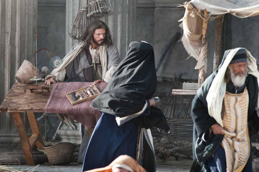 Did Jesus Lose His Temper?