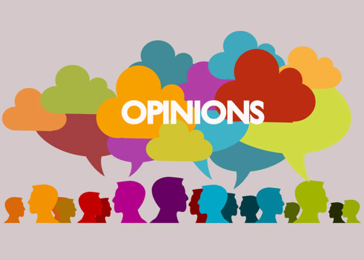 A World Of Different Opinions - Whose view carries the most weight? - Joy! Digital