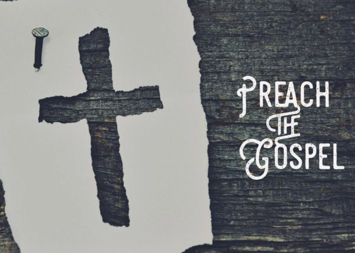 It's Time To Preach The Gospel Again - Joy! Digital