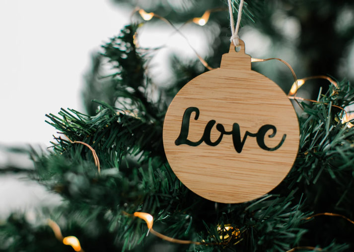 The True Meaning Of Christmas Is Love