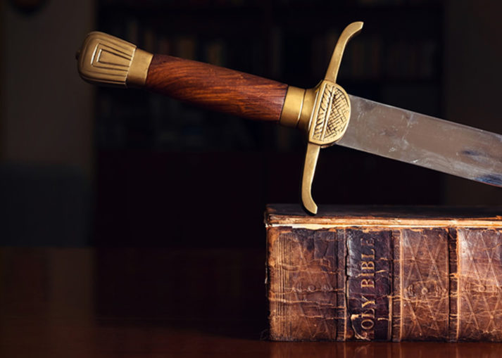 Sword and Bible